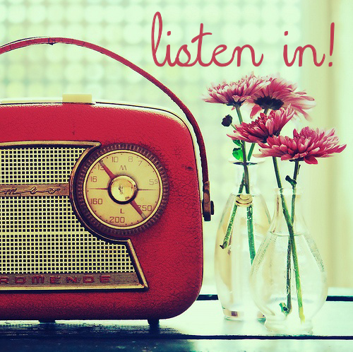 podcast listen in