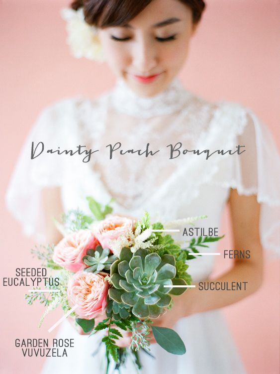 Bouquet recipe!