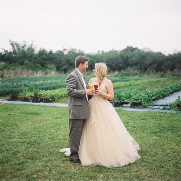 Serve craft beer at your wedding!