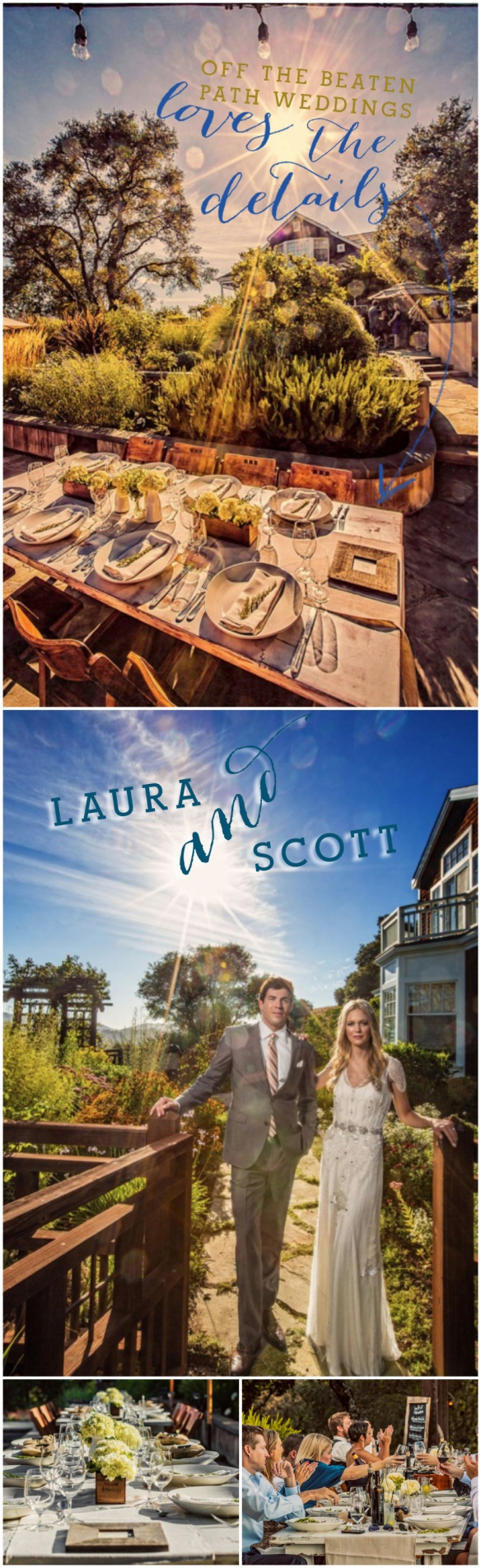 Laura and Scott